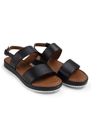 Deery Sandalet Siyah